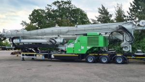 US cement handler orders Siwertell unloader
