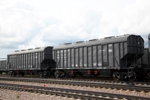 UWC ship grain hopper cars for Eskom-Agro
