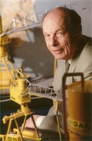 Visionary bulk industry leader dies at 87