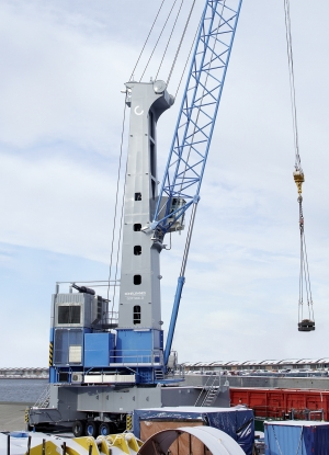 Warrenpoint invests in Konecranes MHC