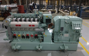 Wärtsilä engine upgraded to deliver more power with less energy