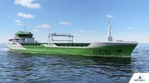 Wärtsilä selected for Misje Rederi bulkers
