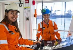Women at sea still face gender discrimination