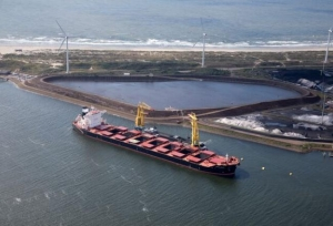 Work starts at Amsterdam's Energiehaven