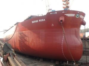 XSHIP helps Berge Bulk select Nippon coating